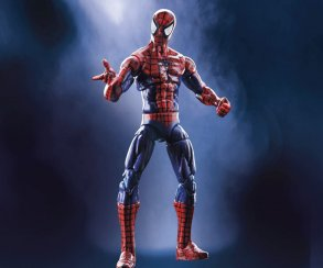 Hasbro на Toy Fair 2017 представила новые фигурки персонажей Marvel