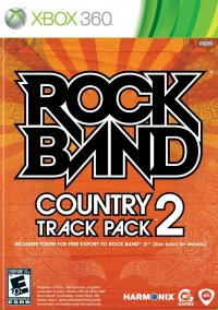 Обложка Rock Band: Country Track Pack 2