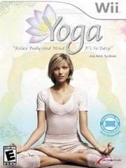 Обложка Yoga Wii