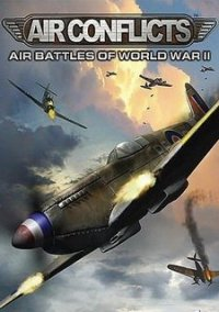 Обложка Air Conflicts: Air Battles of World War II