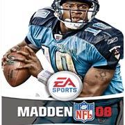 Обложка Madden NFL 08
