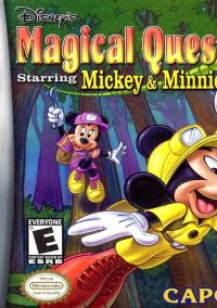Обложка Disney's Magical Quest 2 Starring Mickey & Minnie