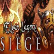 Обложка Elven Legacy: Siege