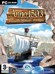Обложка 1503 A.D.: Treasures, Monsters and Pirates