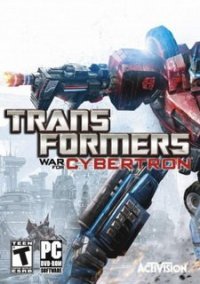 Обложка Transformers: War for Cybertron