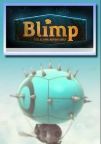 Обложка Blimp: The Flying Adventures