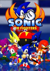 Обложка Sonic The Fighters
