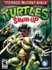 Обложка Teenage Mutant Ninja Turtles: Smash Up