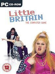 Обложка Little Britain The Video Game