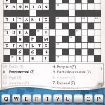 Скриншот Crosswords DeLuxe – Изображение 1