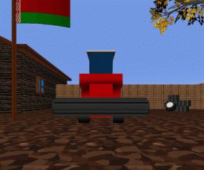 Школьник выпустил игру «Мир комбайнов» по мотивам World of Tanks