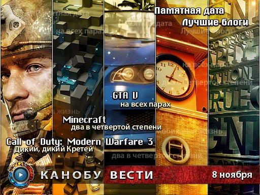 Канобу-вести (08.11.2011)
