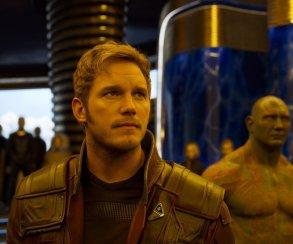 Новая статуя Звездного лорда изфильма «Стражи Галактики, часть2»