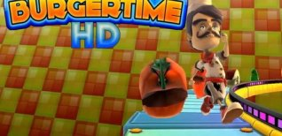 BurgerTime Deluxe. Видео #1