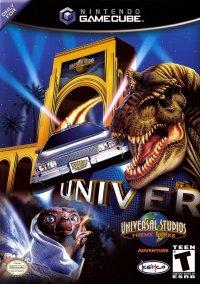 Обложка Universal Studios Theme Park Adventure