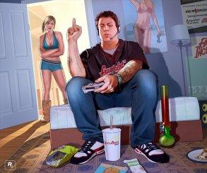 ТВ-ролик Grand Theft Auto V