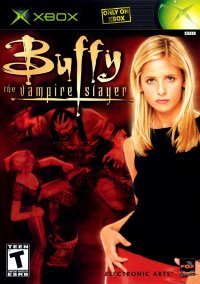 Обложка Buffy the Vampire Slayer