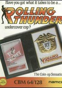 Обложка Rolling Thunder