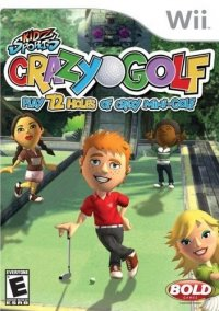 Обложка Kidz Sports Crazy Golf