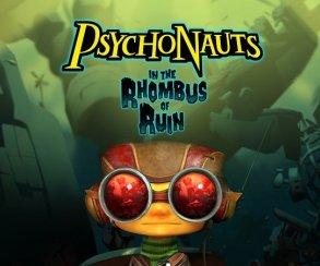 Стала известна дата релиза Psychonauts in the Rhombus of Ruin
