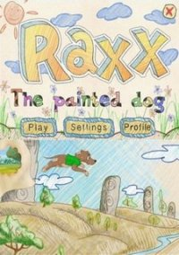 Обложка Raxx: The Painted Dog