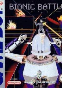 Обложка Bionic Battler