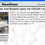 Скриншот Baseball Mogul 2005