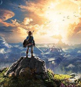 Превью The Legend of Zelda: Breath of the Wild