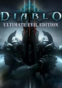 Обложка Diablo III: Ultimate Evil Edition