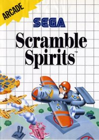 Обложка Scramble Spirits