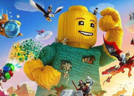 Разбираем LEGO Worlds — идеальный «майнкрафт» для детей