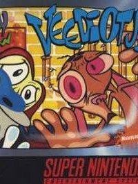 Обложка The Ren & Stimpy Show: Veediots!