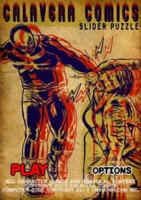 Обложка Calavera Comics Slider Puzzles