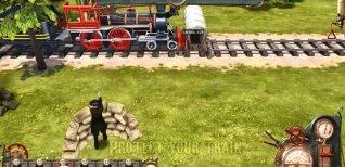 Bounty Train. Демонстрация игрового процесса