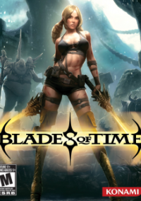 Обложка Blades of Time