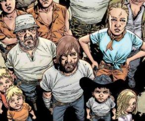 Кто изглавных героев «Ходячих мертвецов» умер вновом номере комикса?