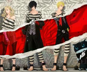 Persona 5 выйдет летом следующего года
