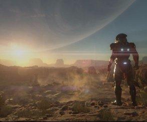 Новое видео Mass Effect: Andromeda посвящено «Золотым мирам»