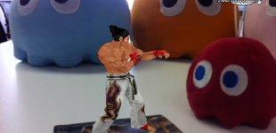Tekken Card Tournament. Видео #1