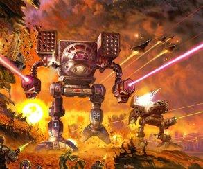 500-летний робот пробуждается к жизни в первом видео MechWarrior 5