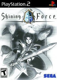 Обложка Shining Force Neo