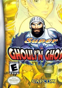 Обложка Super Ghouls 'n Ghosts