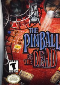 Обложка The Pinball of the Dead