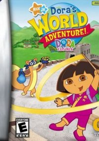 Обложка Dora the Explorer: Dora's World Adventure!