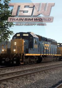 Train Sim World: CSX Heavy Haul – фото обложки игры