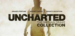 Uncharted: The Nathan Drake Collection. Анонсирующий трейлер