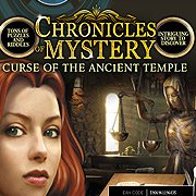 Chronicles of Mystery: Curse of the Ancient Temple – фото обложки игры