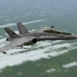 Скриншот F/A-18 Korea – Изображение 17