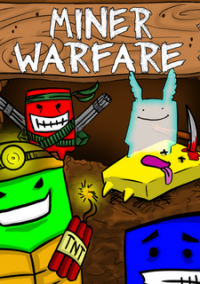 Обложка Miner Warfare