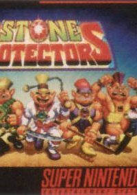 Обложка Stone Protectors
